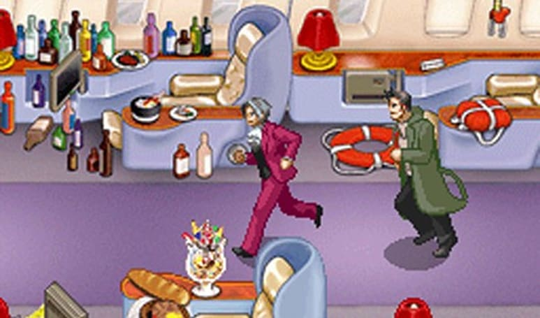 We have no objection with Capcom's Ace Attorney sale
