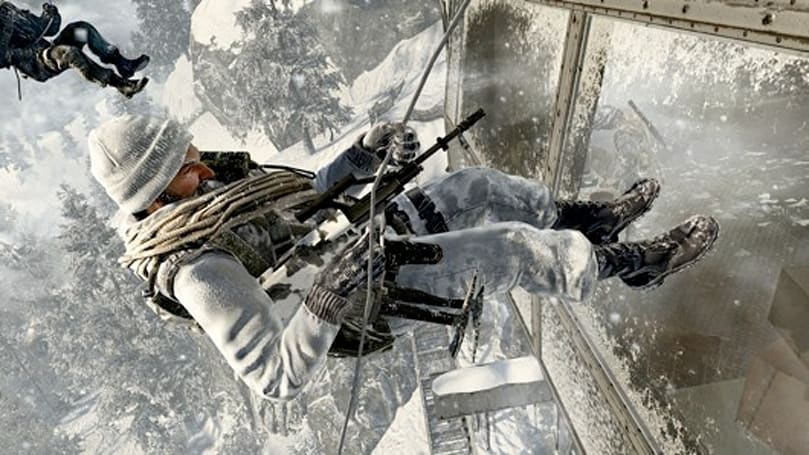 Report: Call of Duty: Black Ops most pirated game in 2010