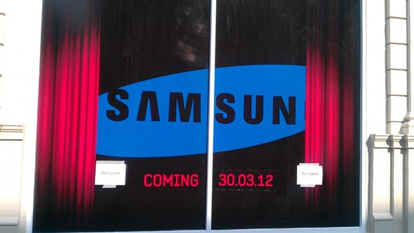 What do Samsung and Phones 4u have to show the UK on March 30th?
