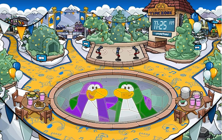 Disney's Club Penguin will relaunch as a mobile app in March