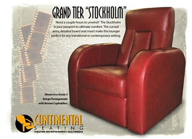 Continental Seating injects Proscenium into Bravo! / Grand Tier collections