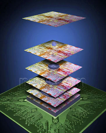 IBM and 3M join forces to fab 3D microchips, create mini-silicon skyscraper valley