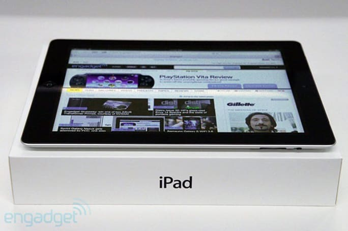 Engadget Giveaway: win a new iPad (32GB with AT&T), courtesy of Rebtel!