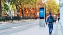 WLAN-Säulen mit Datenschutzproblemen jetzt auch in London