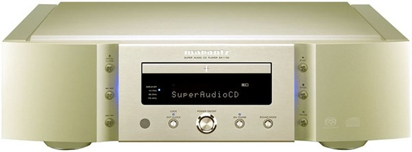 Marantz showing off high-end SACD players, amplifiers and more