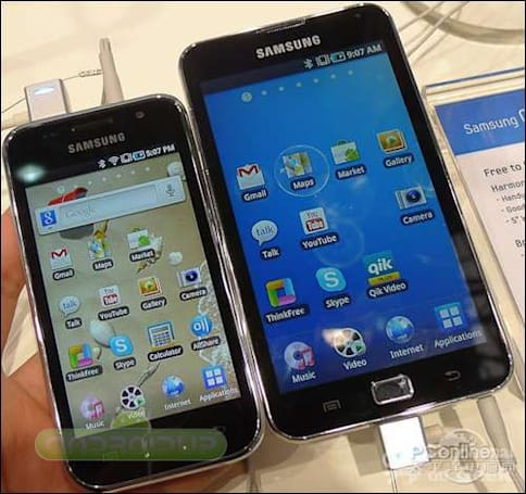Samsung's GT-i9220 shows up in leaked photos, preps for battle with iPhone 5? (update: nope!)