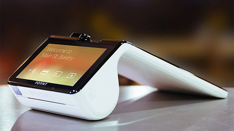 Poynt's smart store terminal lets you pay any way you like
