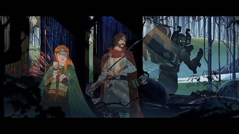 The Banner Saga hitches a trailer to Vita
