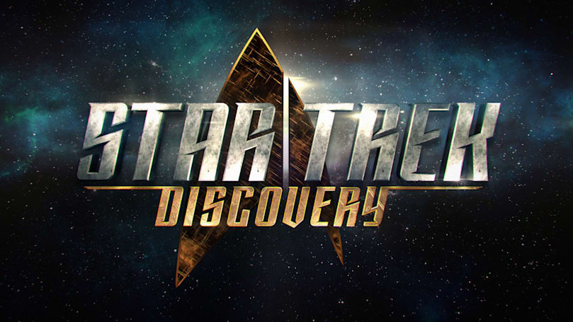 Production on 'Star Trek: Discovery' is finally underway