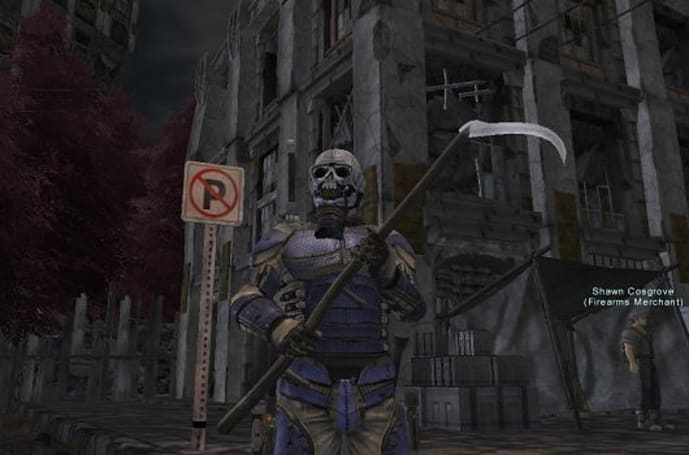 Wasteland Diaries: Don't fear the reaper