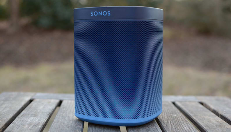 Sonos and Blue Note Records team up for a limited edition Play:1 (update)