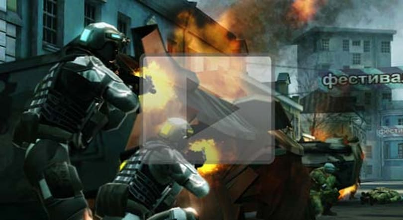 Tom Clancy's Ghost Recon coming to Wii and PSP this Nov.