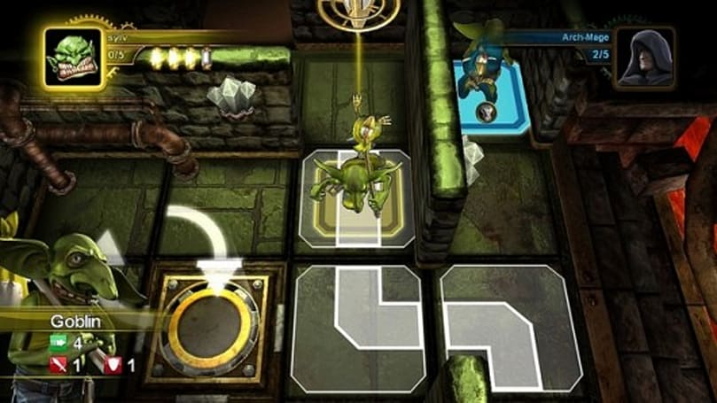 All a-board Dungeon Twister on PSN this July