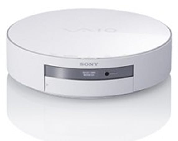 Sony kicks out WiFi-enabled 1TB Home Share VGF-HS1E media server in Europe
