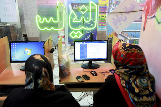 Iran backs away from censoring whole websites