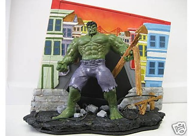 Wii Hulks out for charity