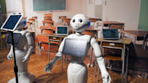 The robot revolution starts with data entry and small talk