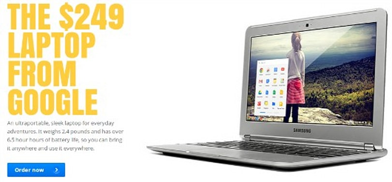 MMObility: The Chromebook 'All In One' project - Introduction