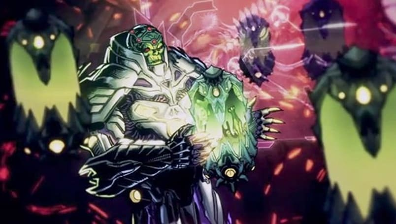DC Universe Online's next update: Welcome to Paradise
