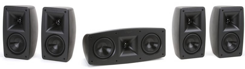 Klipsch refreshes Quintet home theater system