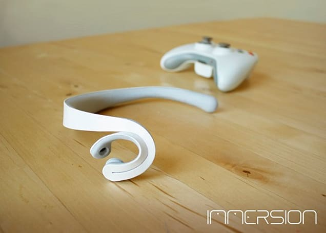 Immersion prototype headset tracks gamer rage, ramps up difficulty