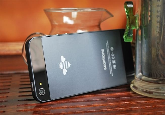 Goophone I5 manages to KIRF the 2012 iPhone weeks in advance