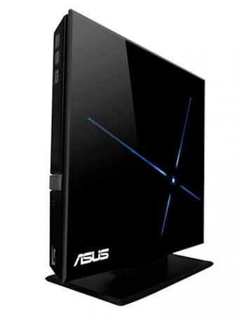ASUS unleashes USB 2.0 Blu-ray drive -- government denies knowledge