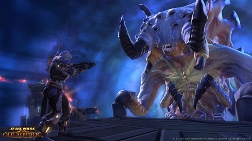 SWTOR allows some players to buy Cartel Coins by phone