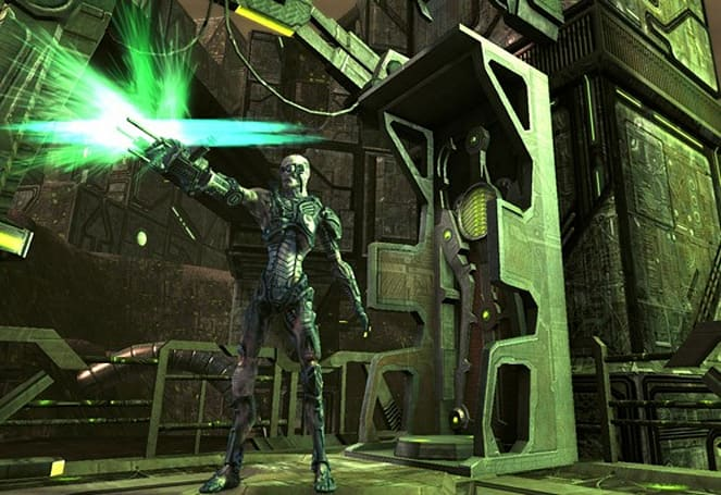 Take a look at Star Trek Online's Borg and more