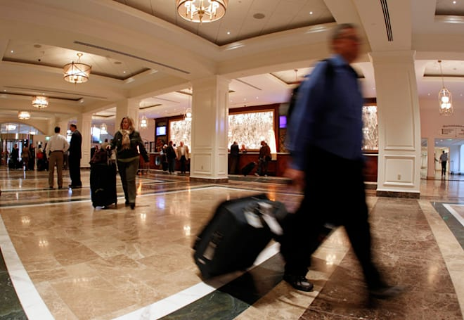 Marriott settles complaint that it forced convention goers to use hotel WiFi