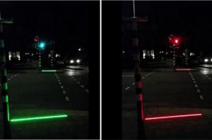 Holländische Stadt installiert Ampeln für Smartphone-Junkies