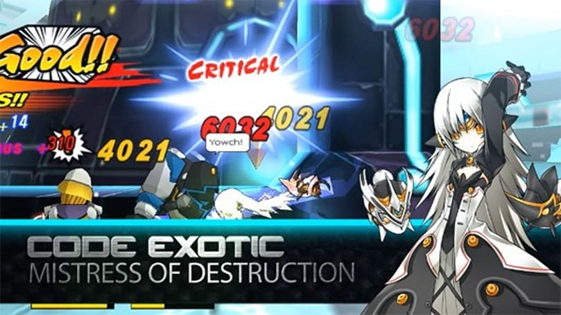 Massively Exclusive: Elsword reveals new Eve playable character