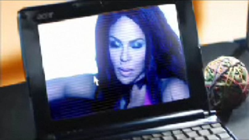 """Screen Grabs: Lil' Kim """"Download"""" video features sampling of Acer products, samples Zapp"""