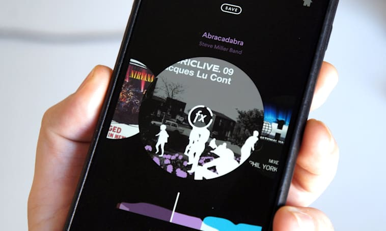 Pacemaker's shareable, editable 'mixtapes' make everyone a DJ