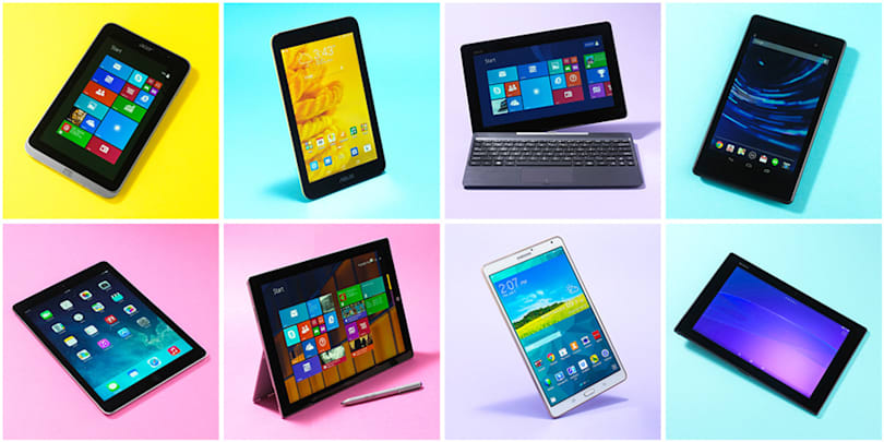 The top 12 tablets you can buy right now
