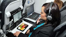 Alaska Airlines and US Airways join list of companies allowing almost gate-to-gate gadget use
