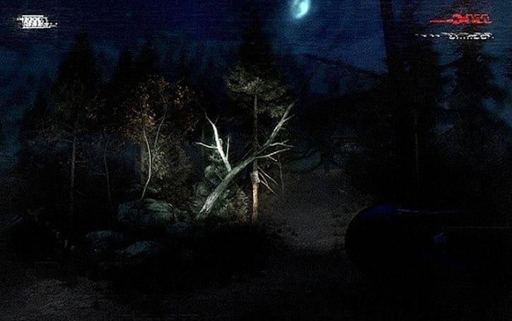 First screens of Slender: The Arrival show fear in high-def