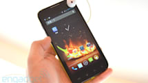 Little Chilli LA-M1 outshines other QRD-based quad-core budget phones, we go hands-on