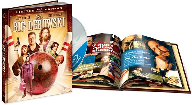 The Big Lebowski Blu-ray trailer pops up on YouTube