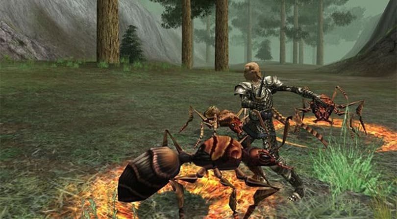 Dark Age of Camelot 1.105 goes live, updates training window