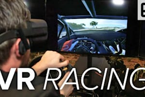 Hands-on with the ultimate World Rally Cup VR experience
