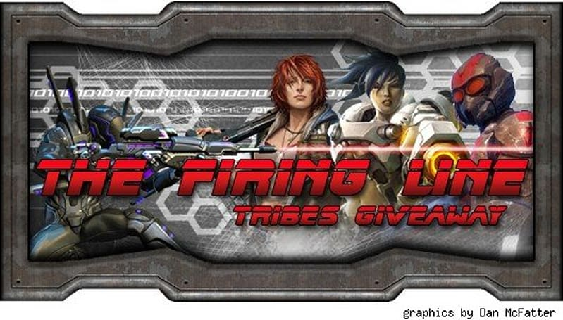 The Firing Line Exclusive: Tribes Ascend utility pack giveaway
