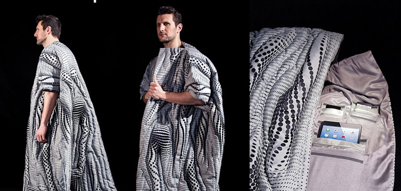 Phone-jamming cloak lets you be seen and not tracked