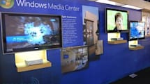 Engadget HD reviews what's new in Windows Media Center after CEDIA