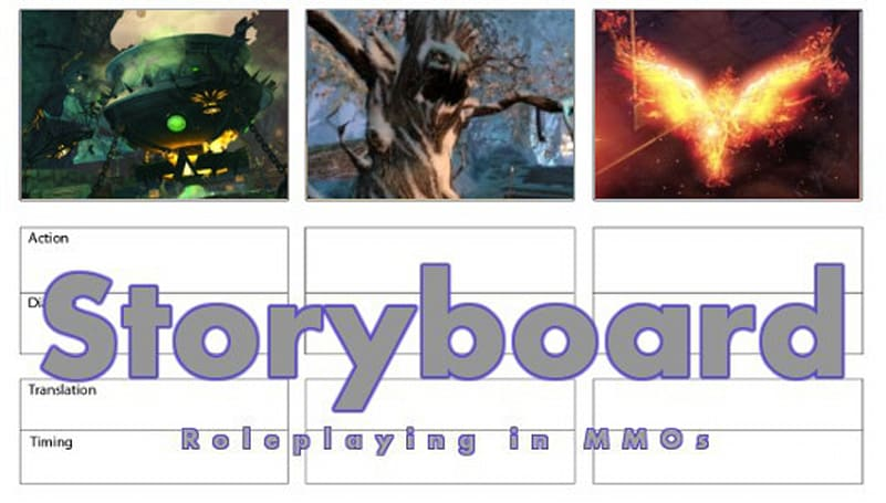 Storyboard: What are you scared of?