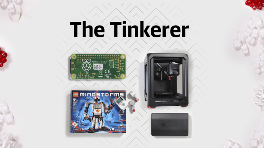 Holiday Gift Guide - The Tinkerer