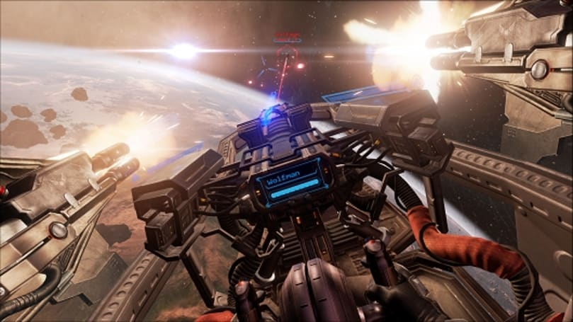 EVE: Valkyrie comic starts on June 3rd, 2015
