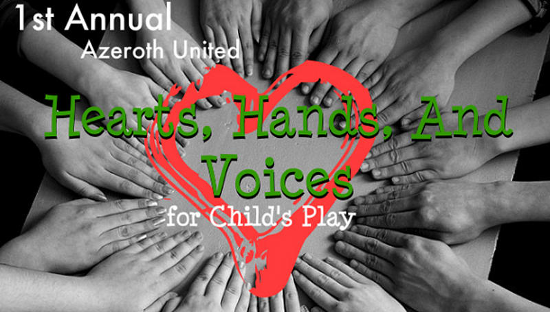 Last week of Hearts, Hands and Voices