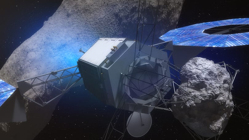 Republican congressmen question value of asteroid redirect mission
