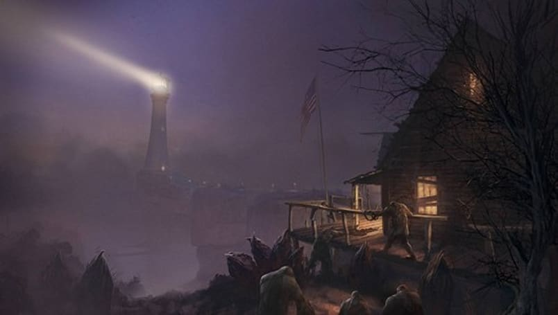 The Secret World unveils the Kingsmouth Lighthouse